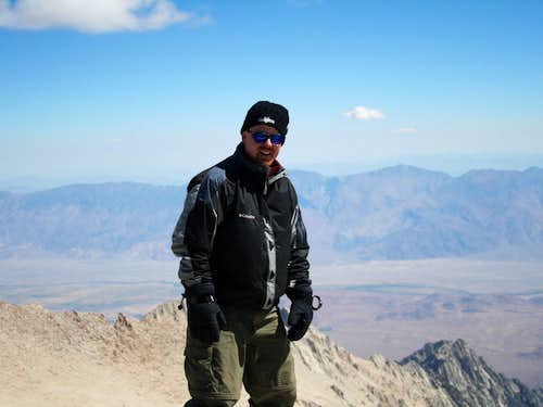 Mount Whitney, September 11th, 2006