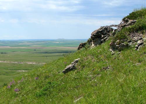 Summit Ridge, White Butte, ND