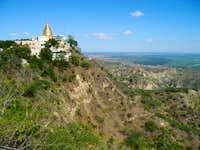 Mountain of Tant-kyi