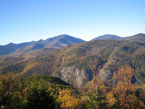 Round Mountain and Dix Range
