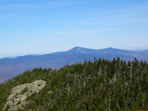looking at Whiteface
