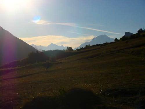 Monte Bianco taken from...