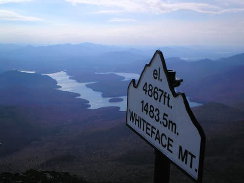 Whiteface Summit