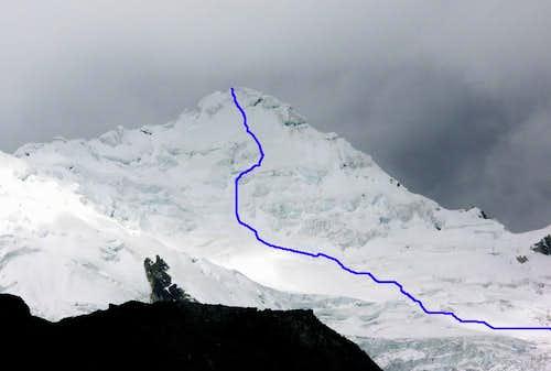 Cordillera Blanca 2006