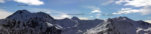 il mont Fallère mt. 3061