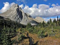 Burstall Pass