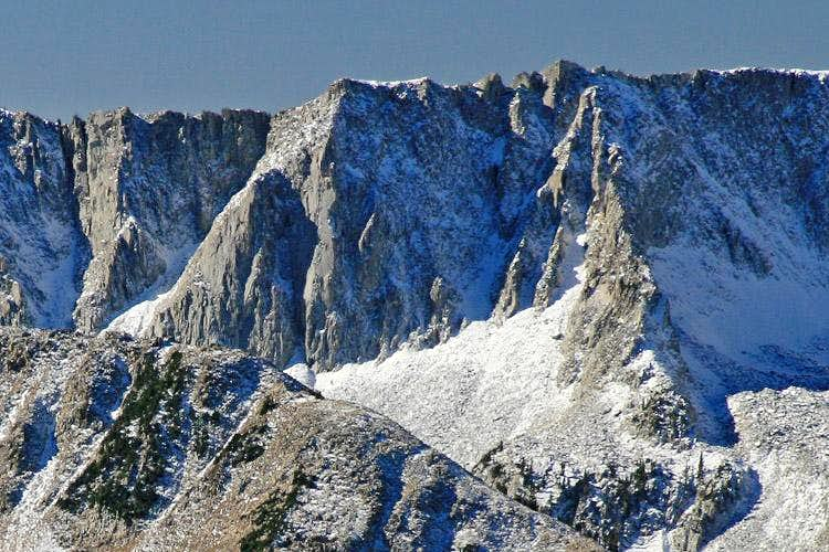 Thunderbolt Ridge