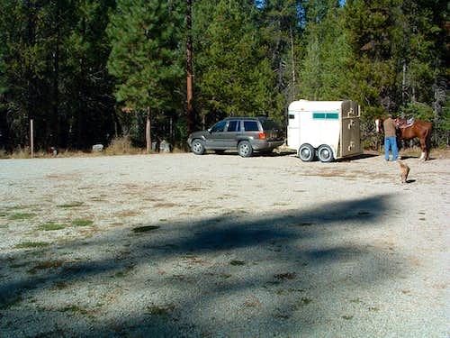 Boulder Creek Trailhead