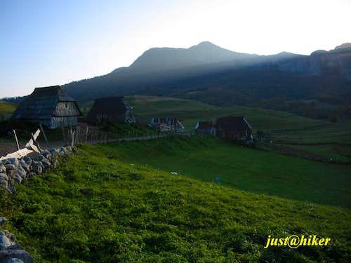Gradina, summer village