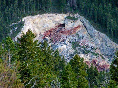 Bridger Geology