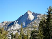 Mt. Clark from the west ridge of Gray Peak