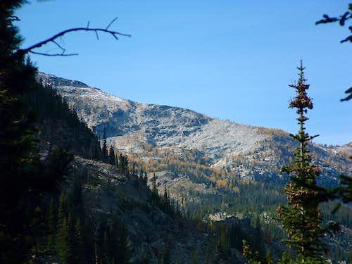 Northeast Ridge to Bare Peak