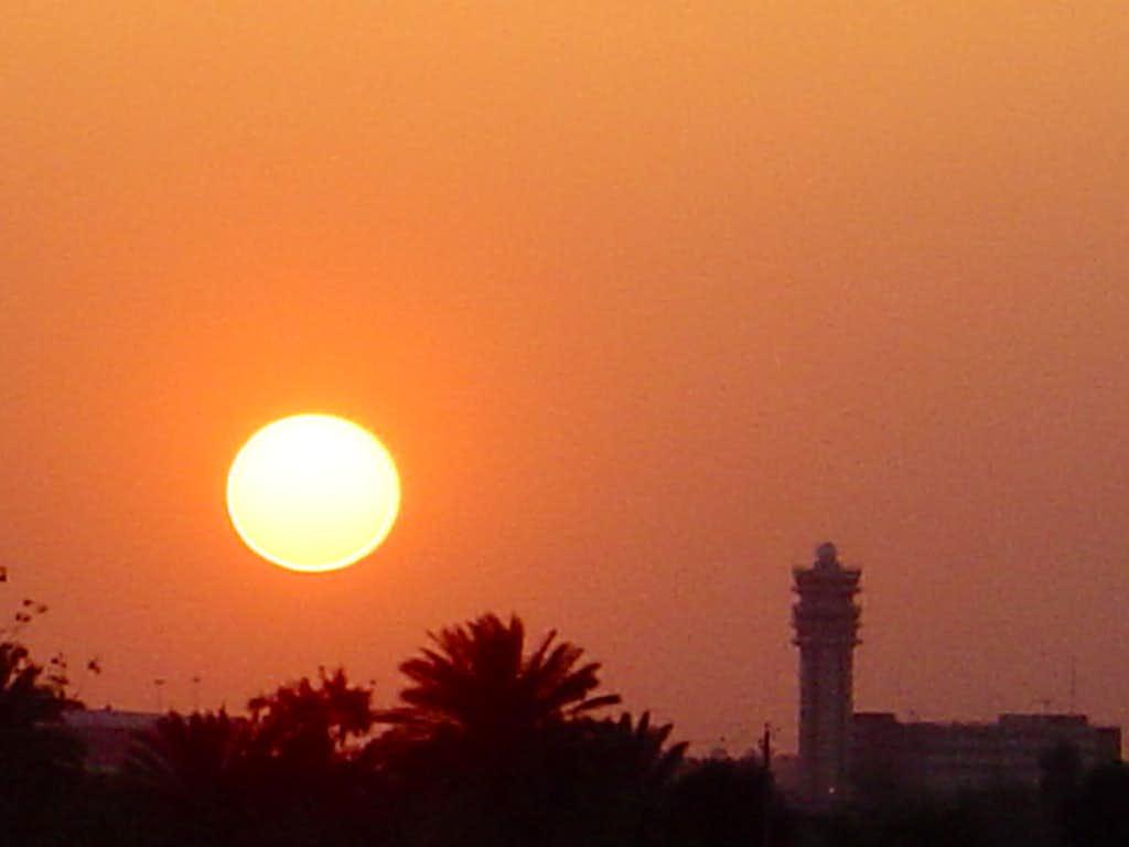 Another Iraq Sunset