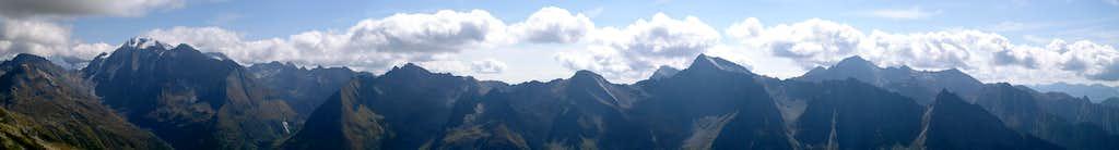 Pfunderer Berge