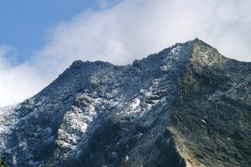 Sagwandspitze (3227m), Hohe Wand Spitze (3289m)