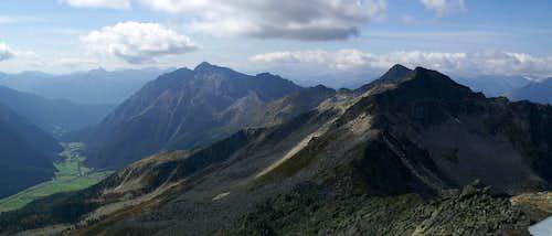 Pfitscher Tal