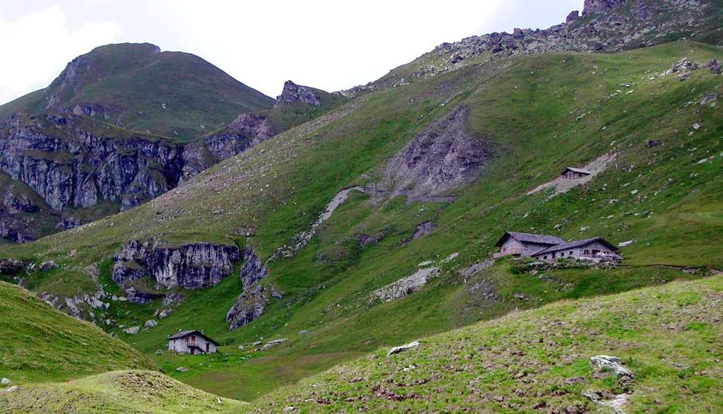 La Punta di Palasina - Brusson