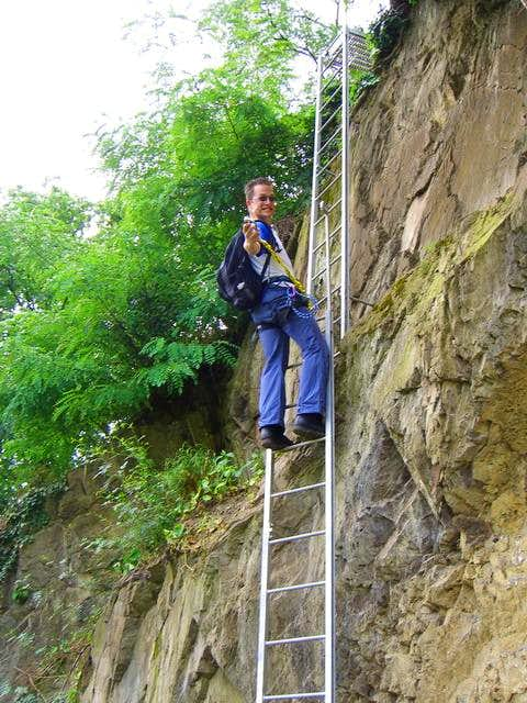 Via ferrata Boppard