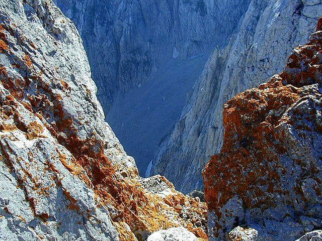 On the summit of Ellmauer...