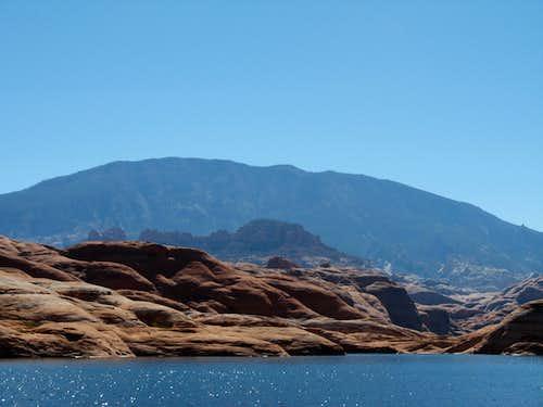 Navajo Mountain & Oak Bay