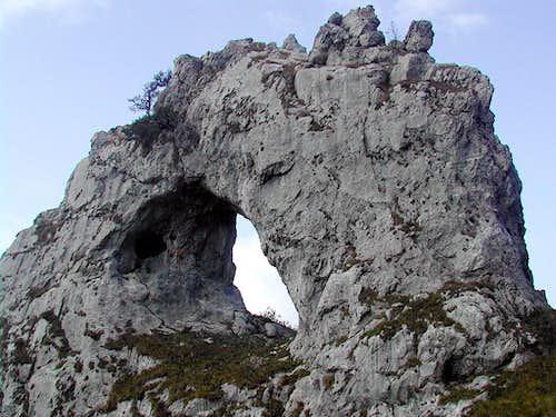 Arco di Prada