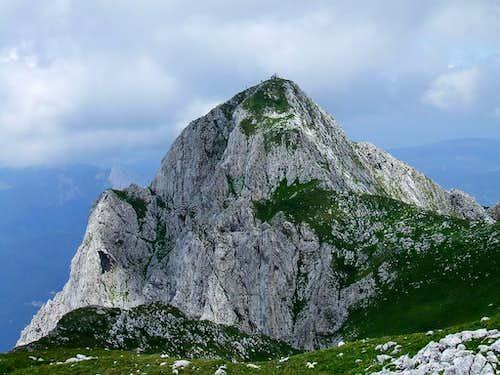 Maglic (Bosnian-Herzegovian), the summit(courtesy of Vlado W.)