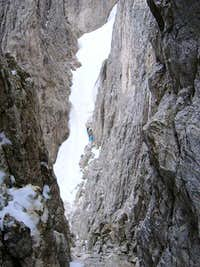 The couloir