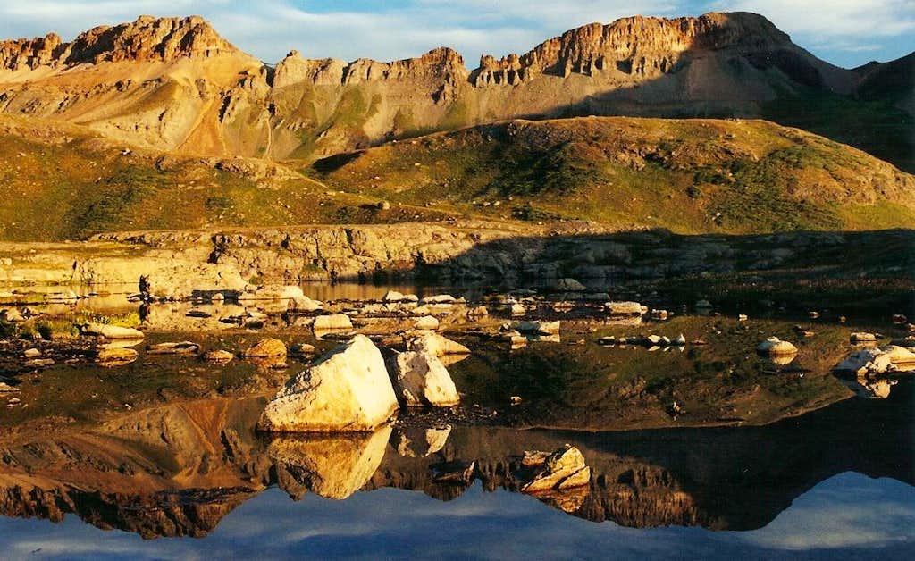 Ice Lake Basin; San Juan Mountains, Colorado