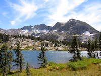 Dorothy Lake / Forsyth Peak