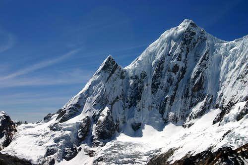 Rasac from Cerro Gran Vista