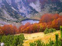 Bijelo jezero - Zelengora