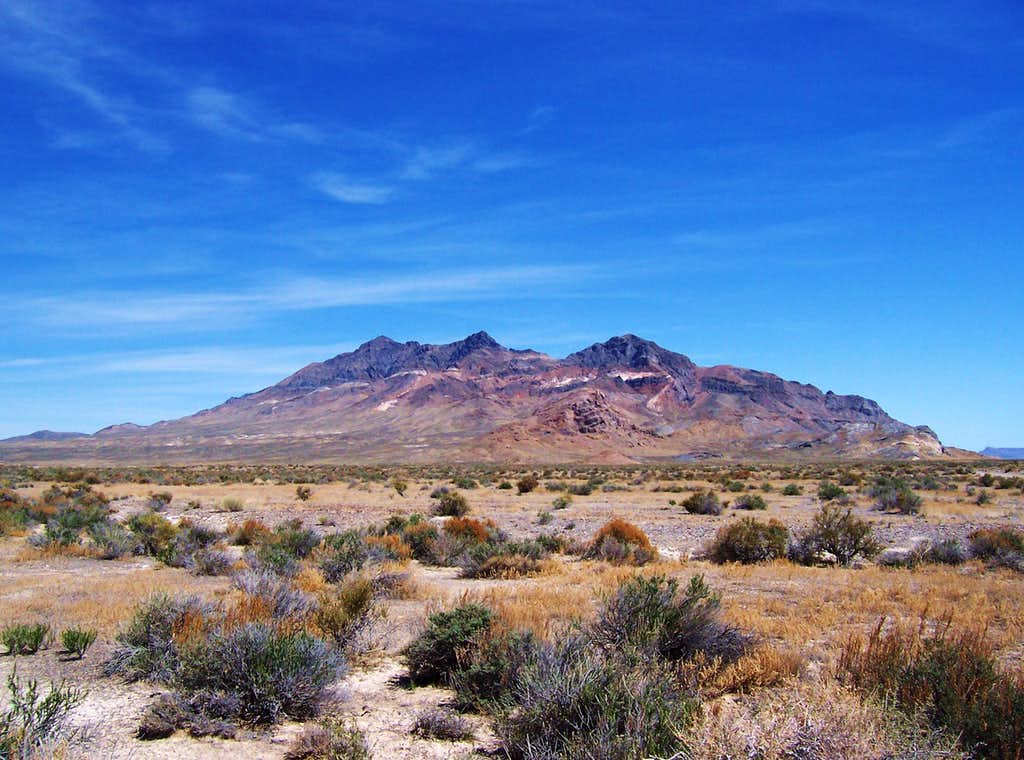 Lamus and Jenkins Peak