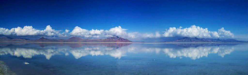Silver Island Mountain Range