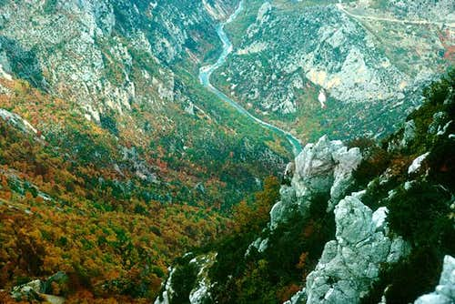 Cañon du Verdon (credit to...