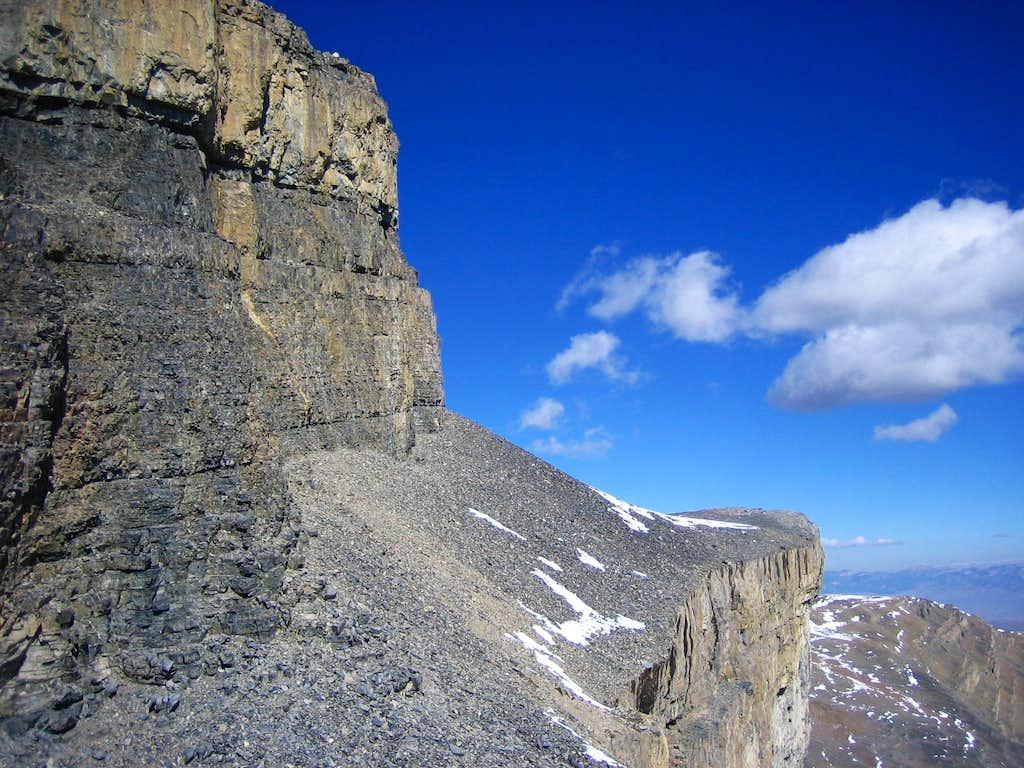 Limestone Mountain Traverse