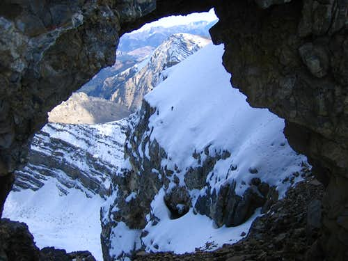 Limestone Summit Arch
