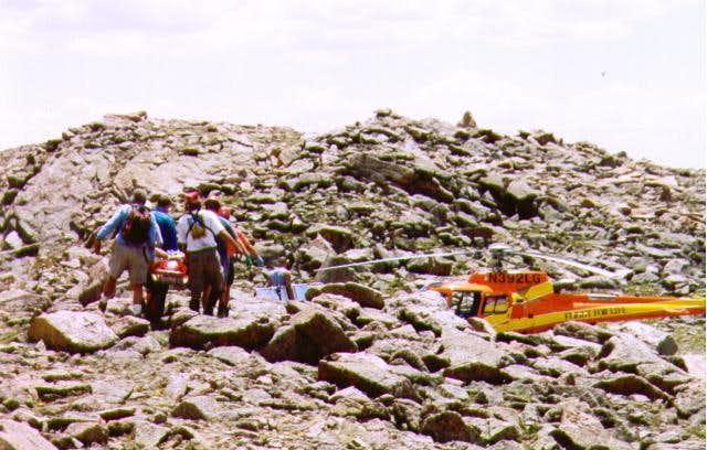 Mountaintop Rescue
