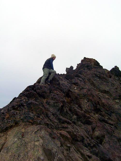 Tomyhoi Summit Scramble
