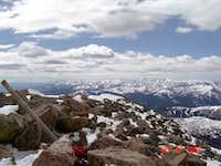 Obligatory summit shot