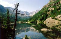 Mills Lake view