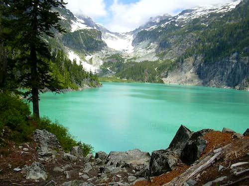 blanca lake