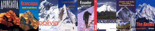 Andes > Climbing Guidebooks