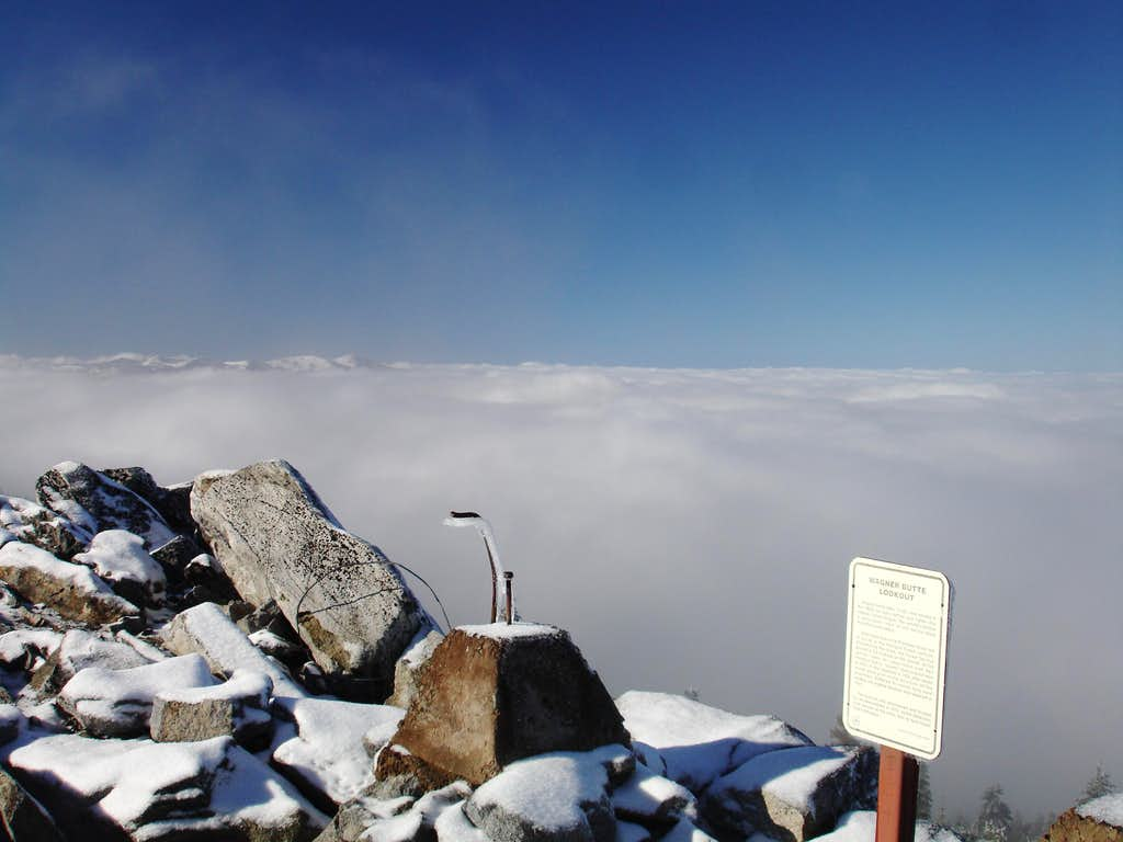 Summit Lookout Remains