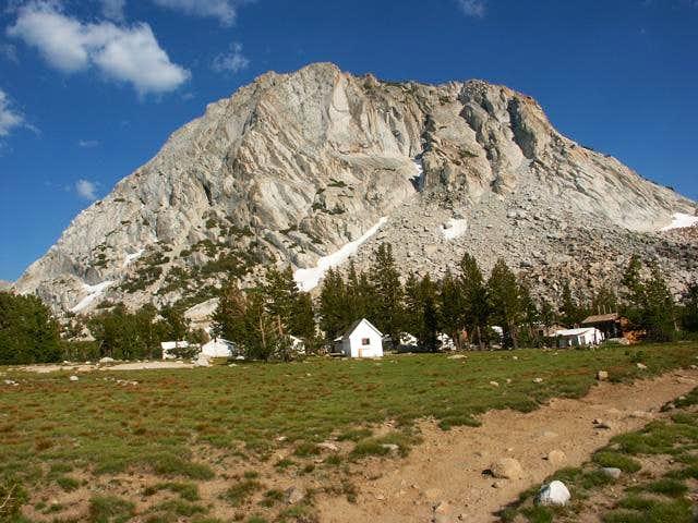 Fletcher Peak and Vogelsang...