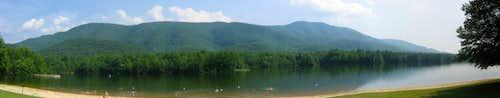Indian Boundary Lake.