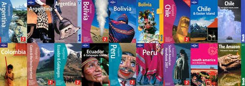Andes > Travel Guidebooks