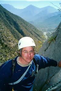 Robert at El Potrero, Mexico