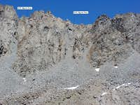 Incorrect chutes for Jigsaw Pass