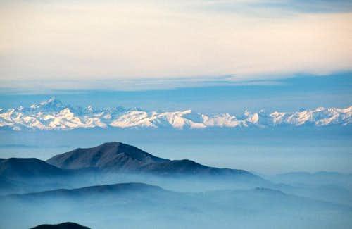 Monte Tobbio (1092m) dai Casoni di loma'
