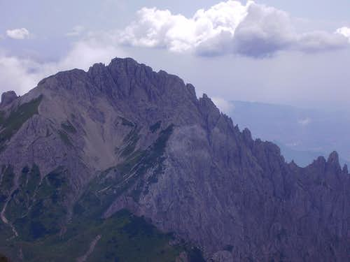 Southern Grigna North face